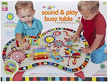 Sound & Play Busy Table Activity Center