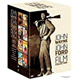 John Wayne-John Ford Film Collection (The Searchers Ultimate Edition / Stagecoach Two-Disc Special Edition / Fort Apache / Sh