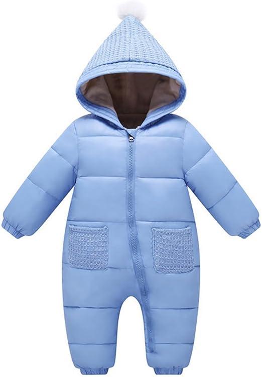 Fairy Baby Newborn Boy Girl Winter Outwear Jacket Thick Fleece Snowsuit Hooded