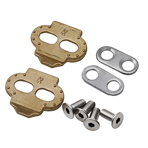 38c034efe Aixia Cleats Crank Brothers Eggbeater Smarty Acid Mallet Pedals For  RockBros Set