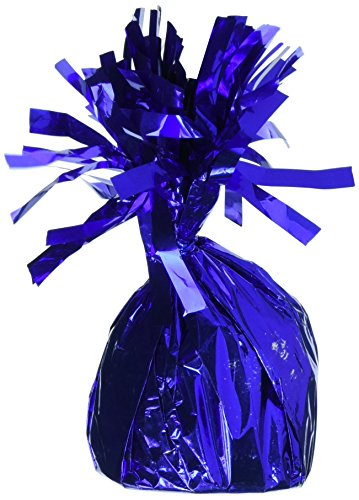 Foil Royal Blue Balloon (Foil Weight)