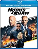 DVD : Fast & Furious Presents: Hobbs & Shaw [Blu-ray]