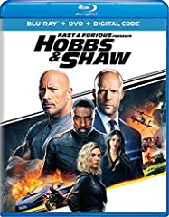 Dwayne Johnson and Jason Statham return to their unforgettable roles as Hobbs and Shaw in this action-packed feature from the blockbuster Fast & Furious franchise! For years, hulking lawman Luke Hobbs (Johnson) and lawless outcast Deckard...