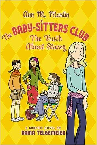 Image result for babysitters club raina telgemeier