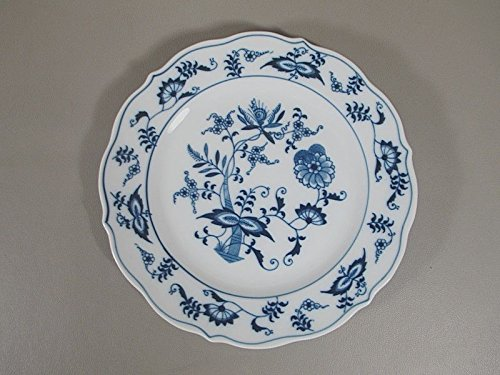 SALE! Blue Danube BLUE ONION Bread and Butter Plate Rectangle (Blue Danube Blue Onion)
