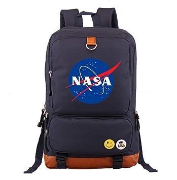 más fotos 1a496 2c74a WEY Mochila, Mochila Escolar, Mochila Impresa de la NASA ...