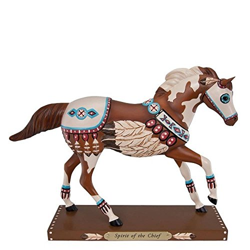 (Retired Spirit of the Chief Pony from Trail of Painted Ponies 1E/0955)