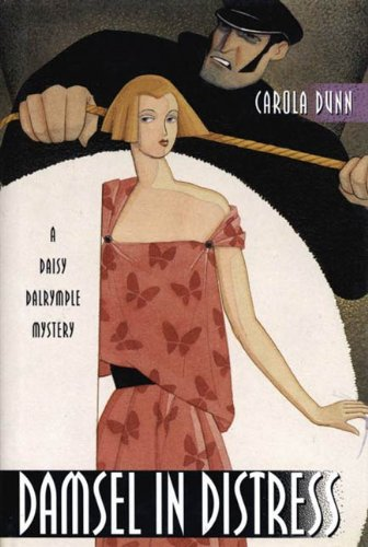 Damsel in Distress: A Daisy Dalrymple Mystery (Daisy Dalrymple Mysteries Book 5)