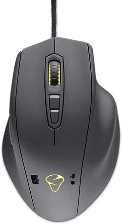 Mionix MNX-01-26003-G Naos QG Optical Smart Gaming Mouse (Dark Gray)