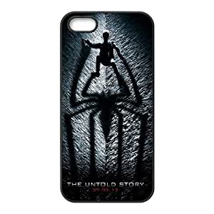 iPhone 5 5s Cell Phone Case Black The Amazing Spider Man 4 JNR2109305