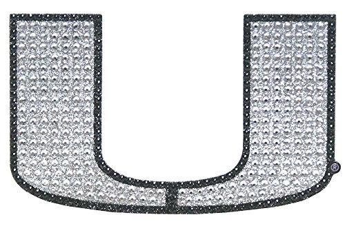 NCAA Miami Bling Emblem, One Size, One - Mall Florida Miami