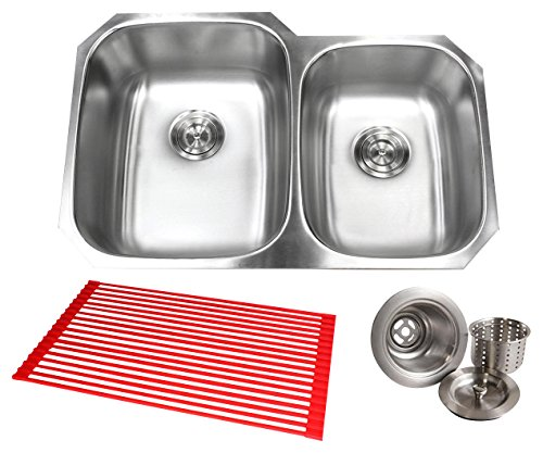 Double Bowl Console Sink - 3