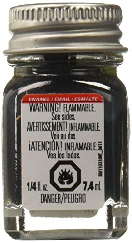 Testors Enamel Paint Open Stock .25oz-Gun Metal (0.25 Ounce Testors Paint)