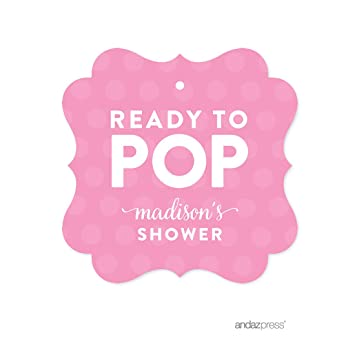 Amazon Andaz Press Ready To Pop Baby Shower Collection