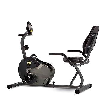 Bicicleta estática magnética para gimnasio o ejercicio, con libro ...