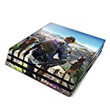 Decorative Video Game Skin Decal Cover Sticker for Sony PlayStation 4 Pro Console PS4 Pro - Watch Dogs