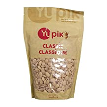 Yupik Roasted Sea Salt Marcona Almonds (with skins), 1Kg