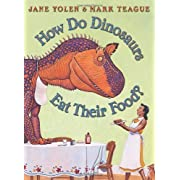 How Do Dinosaurs Eat Their Food? by Jane Yolen (3-Jan-2006) Paperback