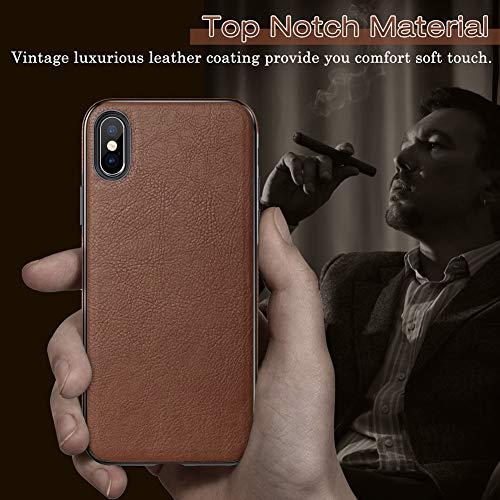 discount 2d231 da02c SHOPUS | LOHASIC for iPhone Xs Max Case, Premium Leather Slim Luxury ...