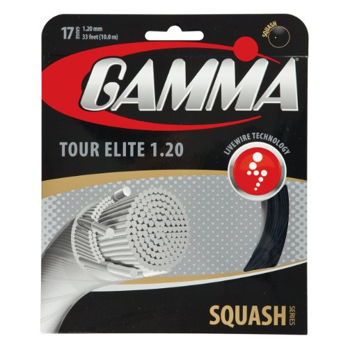 Gamma Tour Elite Squash 17g String