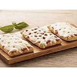 Tonys Whole Grain IQF Pepperoni Pizza, 3.2 x 5 inch -- 100 per case.