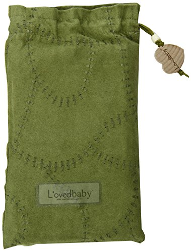 L'ovedbaby 4-in-1 Nursing Shawl Keen Green