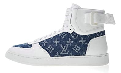 2dc33be034adf GOODSALE Herren LV Louis Vuitton Rivoli Sneaker 1A45Tr White Flache Schuhe
