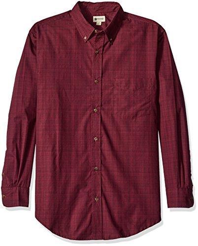 Haggar Sleeve Weekender Woven Shirt