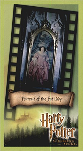 2001 Harry Potter and the Sorcerer's Stone #31 Portrait of the Fat Lady - NM-MT