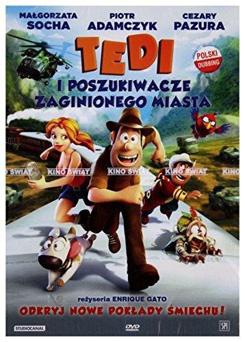 Tad, the Lost Explorer DVD Region 2 IMPORT No English version by Meritxell AnA?: Amazon.es: Cine y Series TV