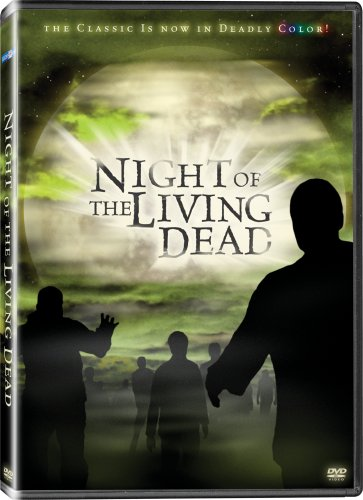 DVD : Night of the Living Dead (Black & White, Colorized, Restored)