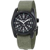 Bertucci Men's 12028 A-2T Vintage Durable Titanium Field Watch