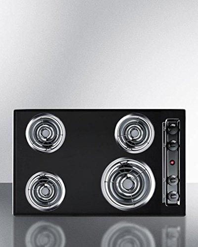 Black Summit TEL05 Kitchen Electric Cooktop