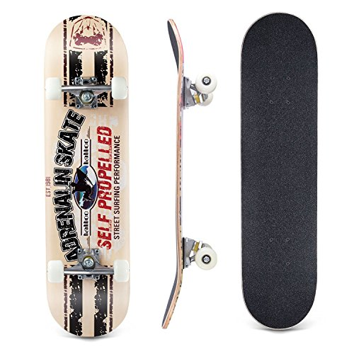 Lelly Q Complete Skateboard - 31