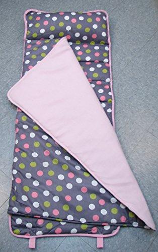 SoHo Nap Mat ,Pinkalicious Polka Dot (Dot Polka Nap)