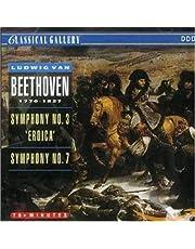L.V. Beethoven - Symphonies Nos 3 & 7