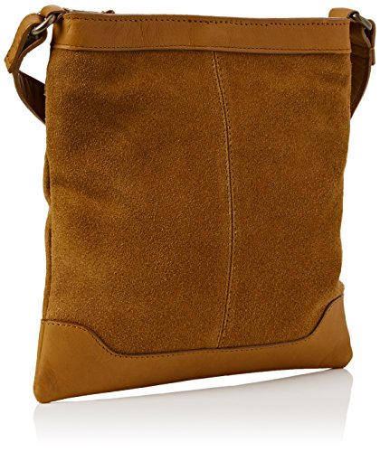 Brown Tan Bag Suede Animal Breezy Womens PqOnI