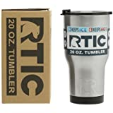RTIC 20 Oz Stainless Steel Tumblers - SET OF 3