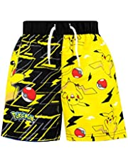 Pokemon Jongens Pikachu zwemshorts