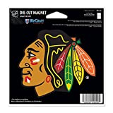 Chicago Blackhawks Official NHL 4.5 inch x 6 inch Car Magnet by Wincraft 285232