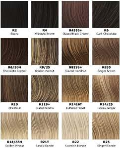 "5"" Hair Clip in Bangs Hair Extensions Side Fringes, Chestnut R10, Heat-resistant 275 F Fiber"