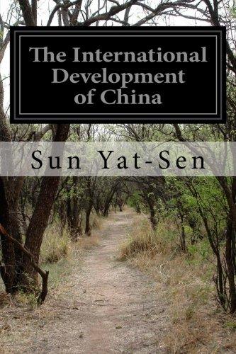 Read Online The International Development of China ebook