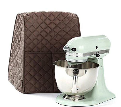 watson-lee-stand-mixer-cover-for-kitchenaid-sunbeam-cuisinart-hamilton-mixer-brown