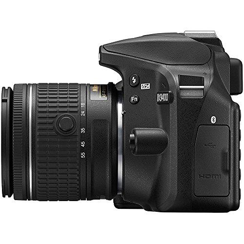 Nikon-D3400-242-MP-DSLR-Camera-with-18-55mm-VR-Lens-Kit-1571B-Black-Certified-Refurbished
