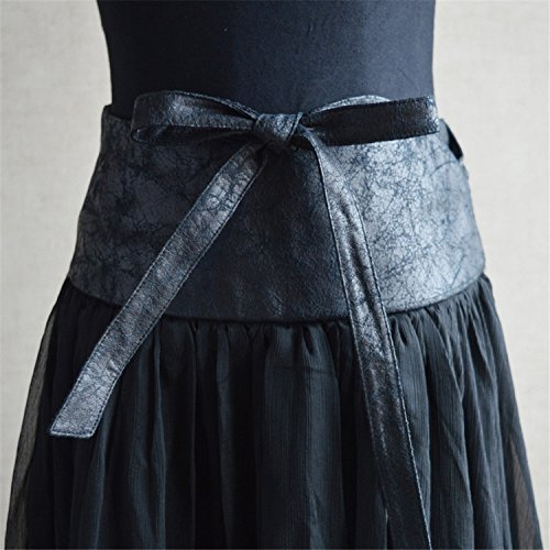 Vestito lungo dalla damigella d'onore del pannello esterno della damigella d'onore del pannello esterno lungo