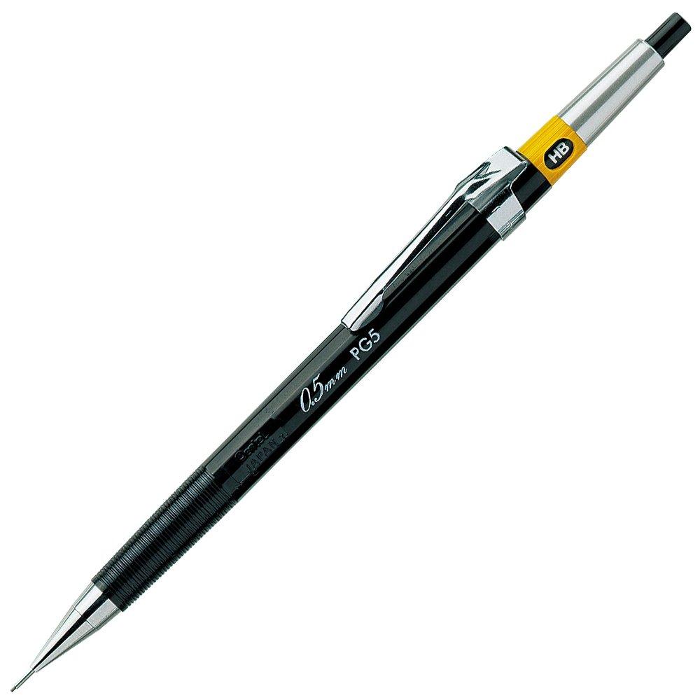 Pentel PG5Slim redacción lápiz, 0,5mm (pg5-ad)