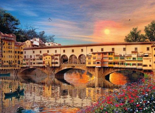 24 opinioni per Clementoni 39220- Puzzle Romantic Italy- Firenze, 1000 Pezzi