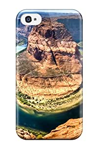 Durable Case For The Iphone 4/4s- Eco-friendly Retail Packaging(grand Canyon)
