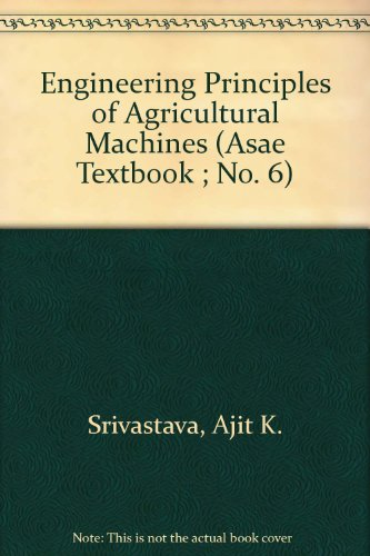 Engineering Principles of Agricultural Machines