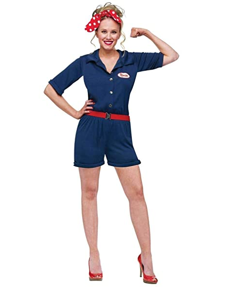 Image result for Rosie the Riveter costume